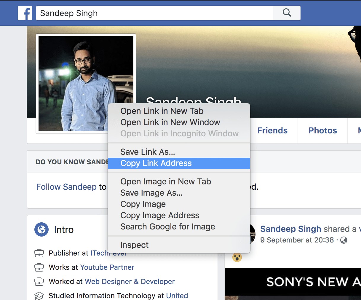 Find Facebook ID of Profile, Page, Photos & Unique Usages of IDs