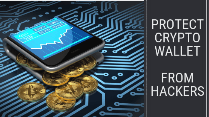 protect crypto wallet hackers