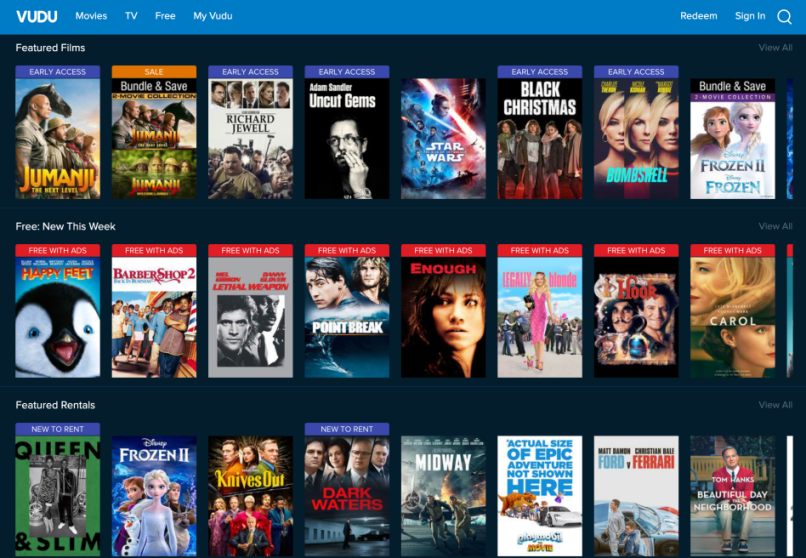 Top Free Sites to Watch Movies and TV Shows Online in 2020