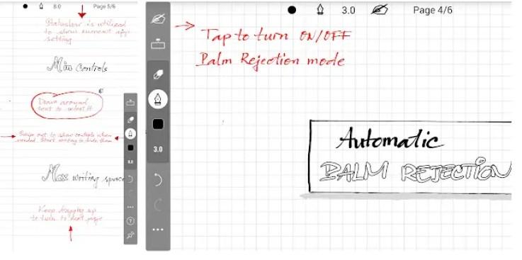 INKredible handwriting app