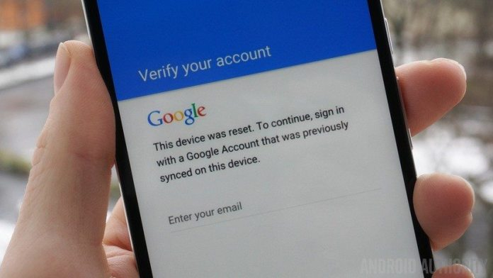 Bypass Nexus Factory Reset Protection