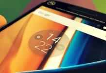 Safe Mode on Motorola Moto G4 2016