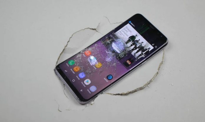 Recover Data from Broken Galaxy S8