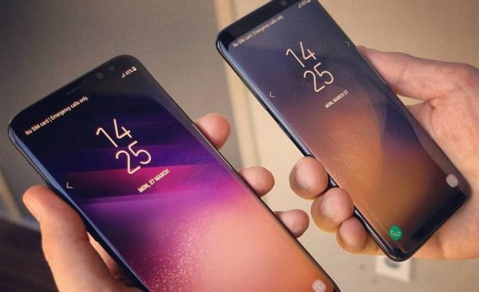Galaxy S8 stuck at Samsung logo