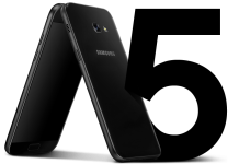 Samsung Galaxy A5 not recognized by pc