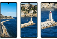 Wipe Cache Partition of Huawei P30 Pro