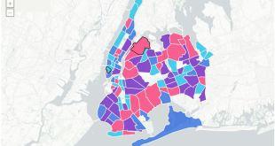 [부동산]급격히 식어가는 맨하탄의 고급주택가와 여전히 뜨거운 뉴욕시
