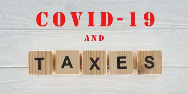 [TAX]3차 코로나 경기지원법안과 세금보고 변경사항
