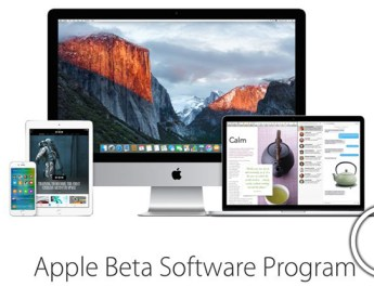 OS X, watchOS e tvOS - New Beta