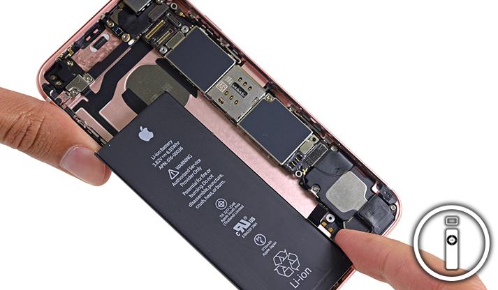 iPhone 6s: Apple cambia la batteria, ma solo per alcuni