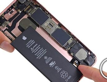 iPhone 6s - Battery Program