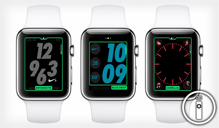 WatchOS 3.2 introduce nuove Watch Faces