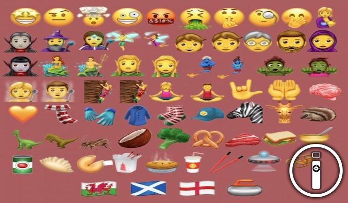iOS 11 conterrà ben 69 nuove emoji