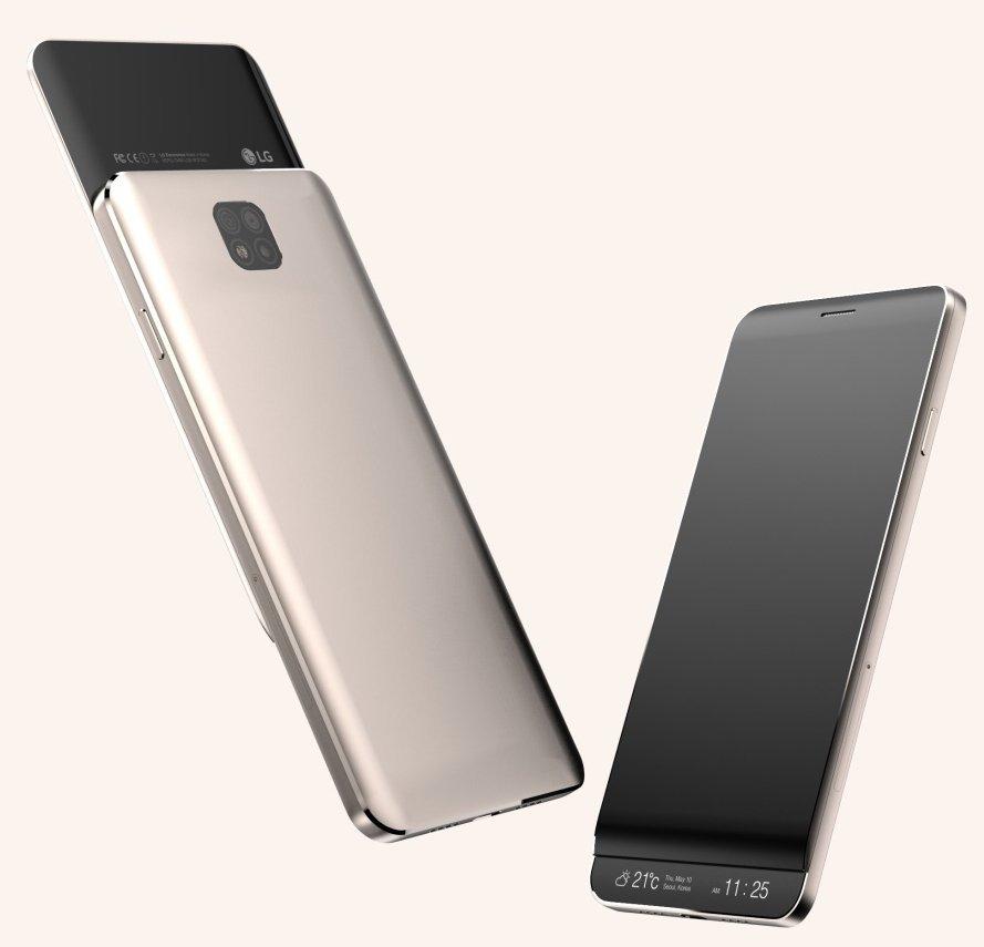 LG V30 - in arrivo a settembre con schermo OLED