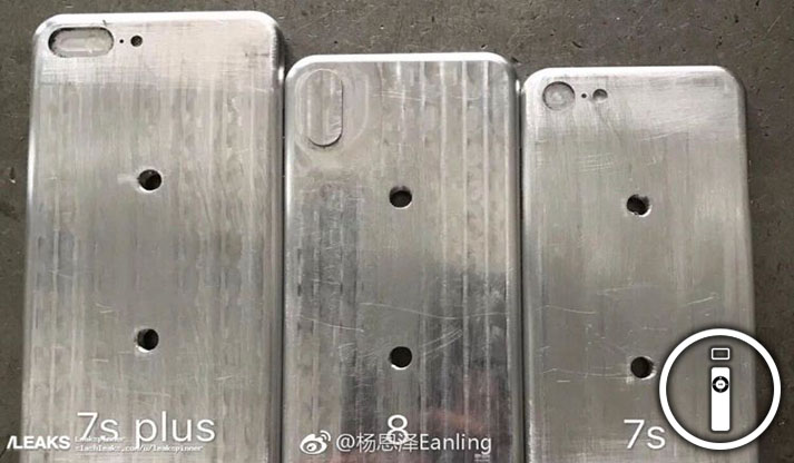 IPhone 8, 7s e 7s plus: ecco la forma che avranno! | Rumors
