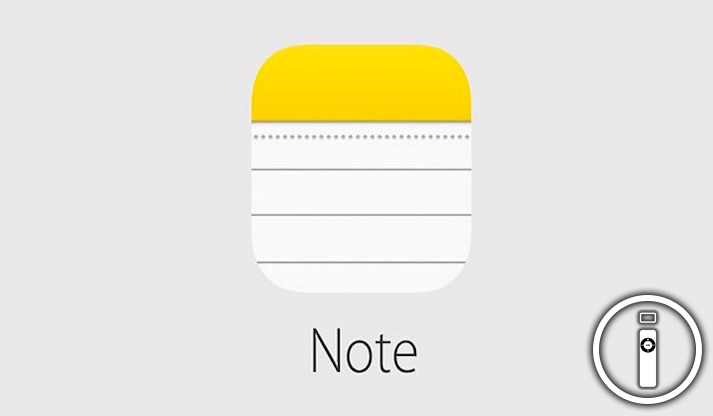 Apple mantiene le note eliminate definitivamente