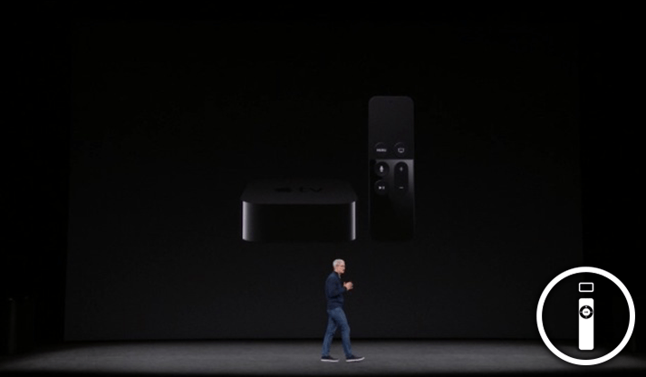 La nuova Apple TV e tvOS 4.0