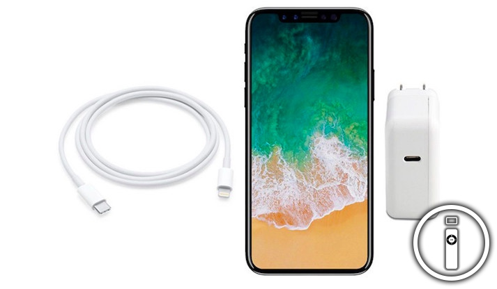 Apple's new iPhones can fast-charge, if you have the right adapter