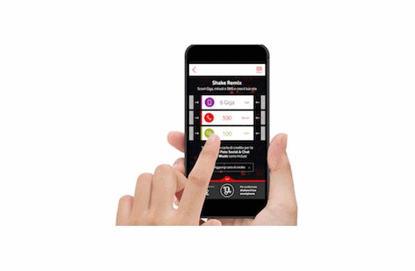 Vodafone Shake Remix e Vodafone One, ecco le nuove offerte del gestore