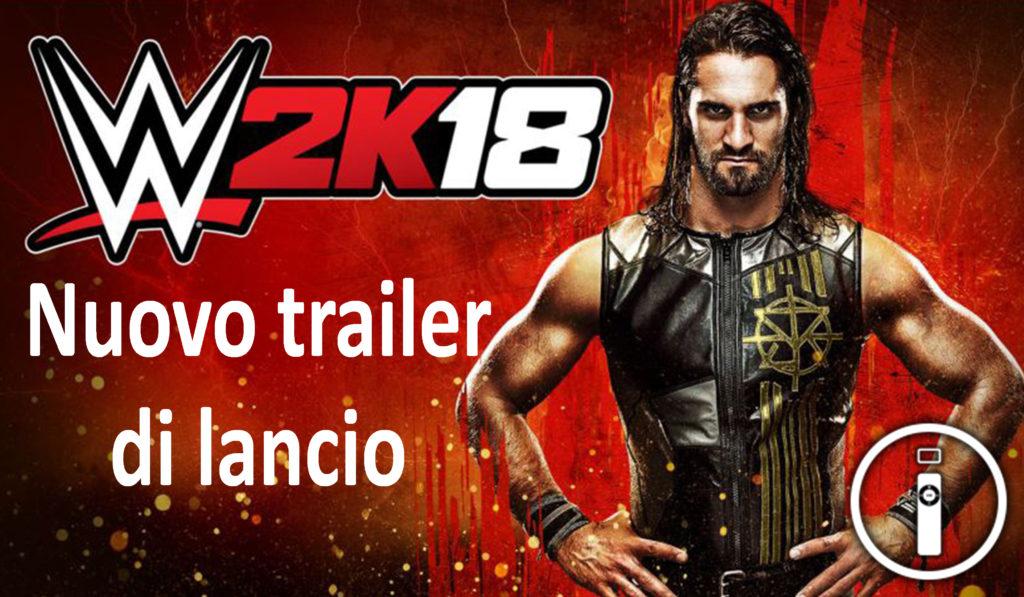 Per installare WWE 2K18 su Switch serviranno almeno 32GB di spazio libero