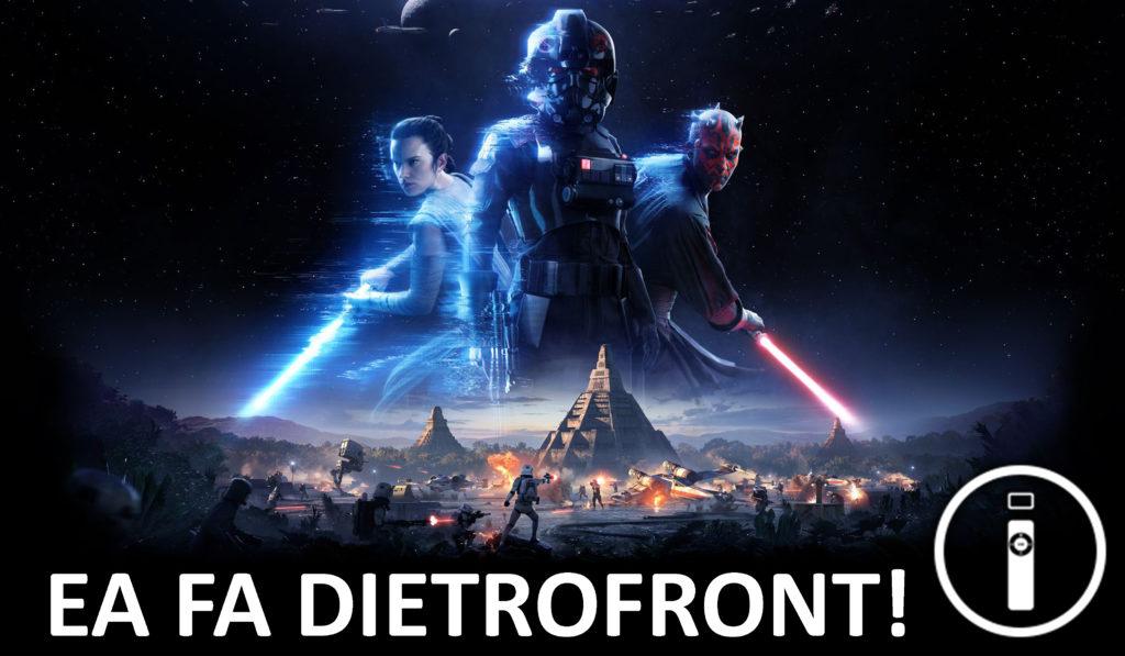 Lucas Film si pronuncia sulla vicenda microtransazioni in Star Wars Battlefront II