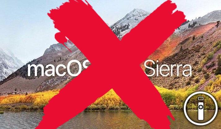 MacOS Hight Sierra è un colabrodo. Grave problema di sicurezza