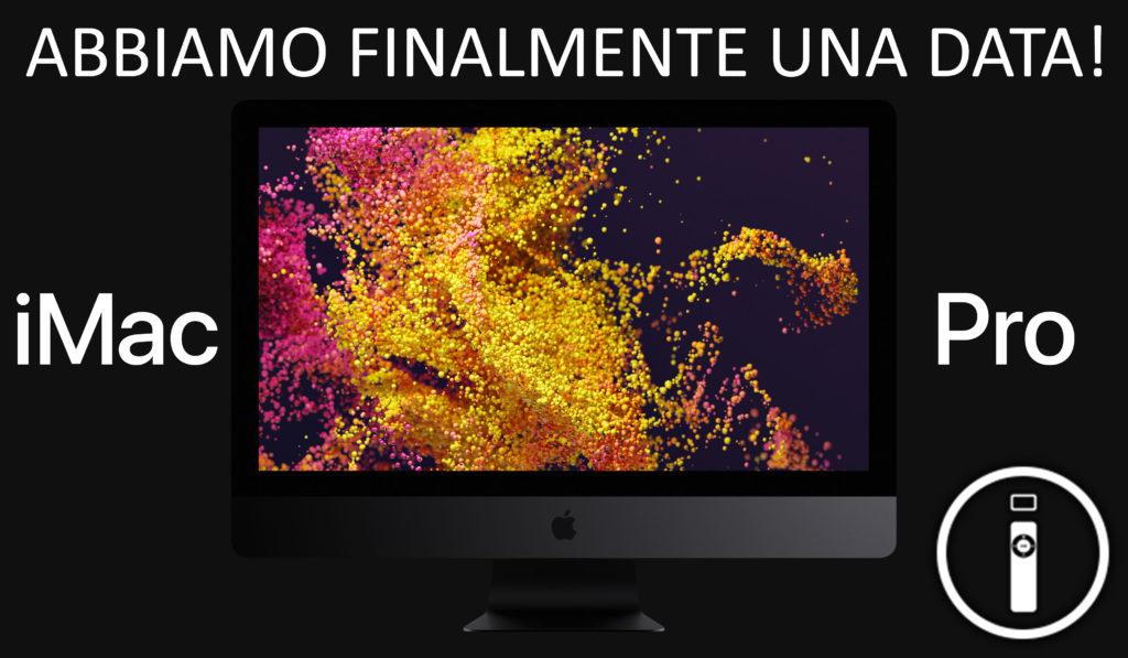 Apple: iMac Pro disponibile all'acquisto già dal 14 dicembre
