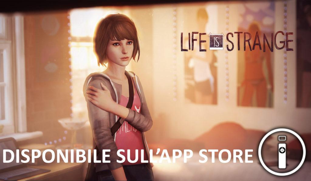 Anche un trailer per la versione mobile di Life is Strange 2