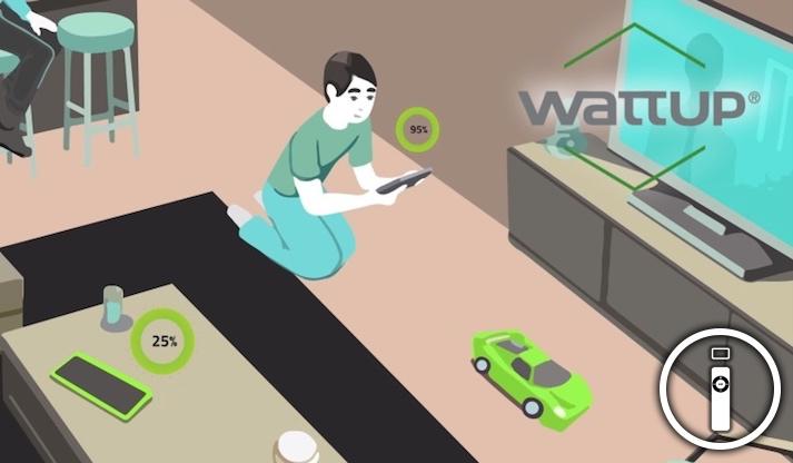 WattUp Mid Field: Il caricabatterie a distanza