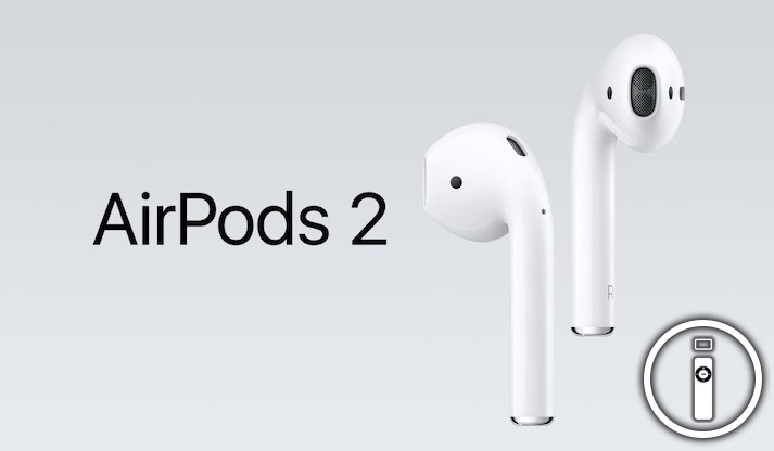 Con AirPods 2, Apple prepara le cuffie wireless ad ascoltare