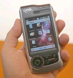 ImCoSys Linux GPS SmartPhone