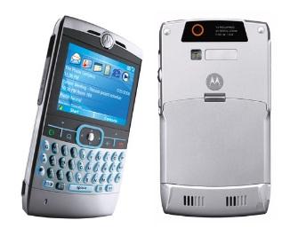 Motorola Q back