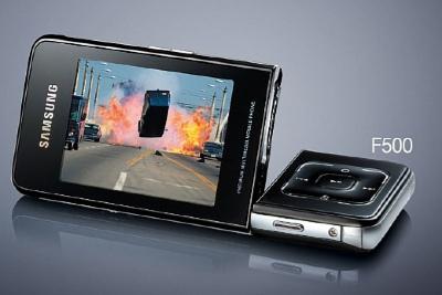 Samsung Ultra Video F500