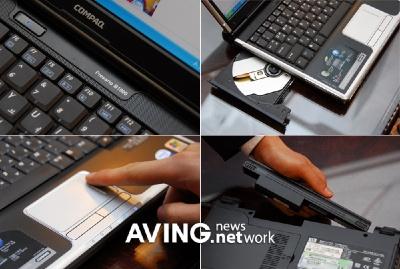 Compaq Presario B1900 laptop