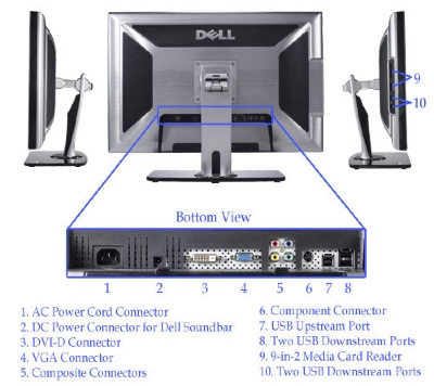 Dell 2702WFP 27-inch LCD