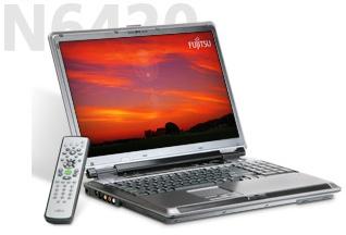 Fujitsu N6420 laptop