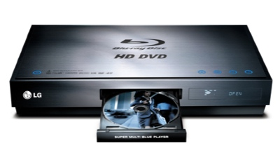 LG BH100 Blu-ray, HD DVD Dual Format Player