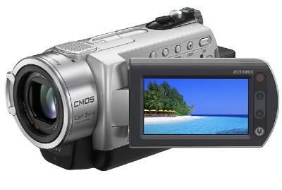 Sony Handcam DCR-SR300,  DCR-SR200