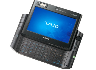 Sony Vaio VGN-UX91NS, UX91S