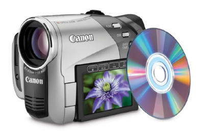 Canon DC50 DVD Camcorder
