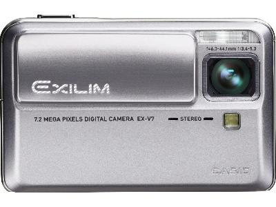 casio EXILIM Hi-ZOOM EX-V7