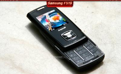 Samsung F519 CDMA