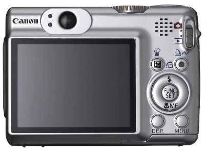 Canon PowerShot A570 IS Camera