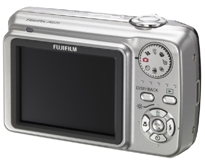 FujiFilm FinePix A820 Digital Camera