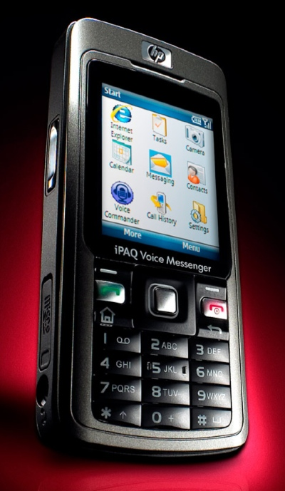 HP iPAQ 500 series Voice Messenger
