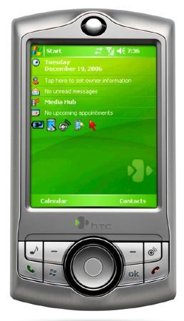 HTC P3350 PDA Phone