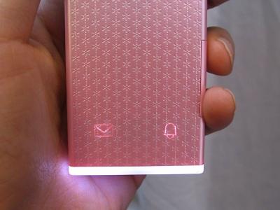 KDDI au/Sony Ericsson W51S 6