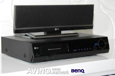 LG HT755TP 5-Disc DVD Player