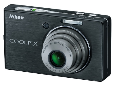 Nikon CoolPix S500 Compact Digital Camera