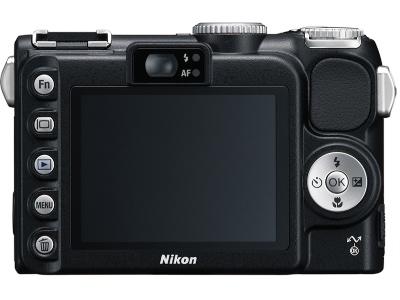 Nikon CoolPix P5000 10 Megapixel Digital Camera